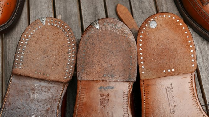 Alden shoe Florsheim Nettleton