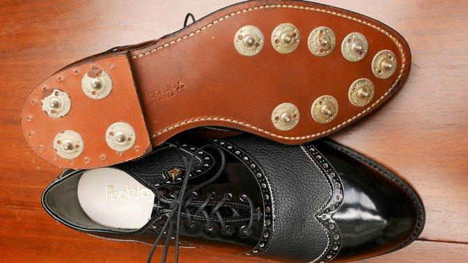 Vintage FootJoy Sole