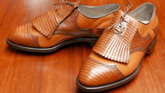 FootJoy golf shoes lizard 56721 Classics