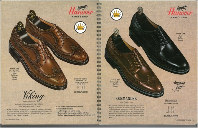 Hanover Shoes 2309 3304 2304