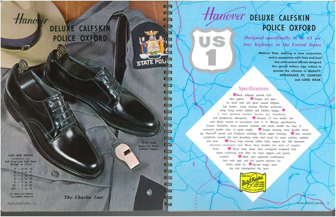 Hanover Shoes 3106