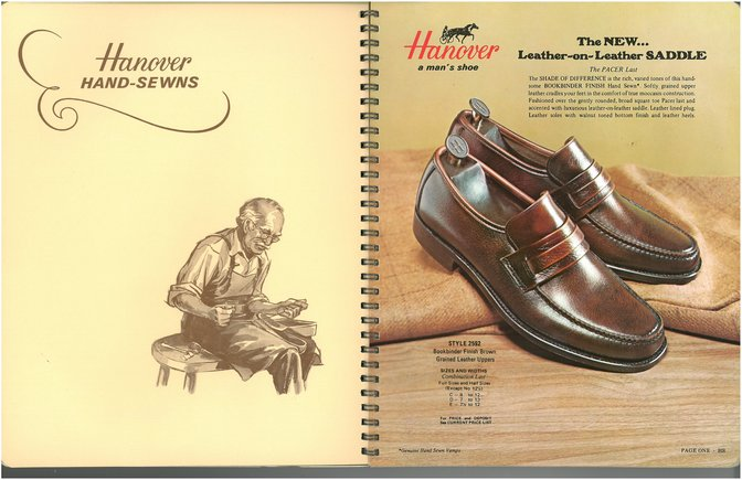 Hanover Shoes 2592