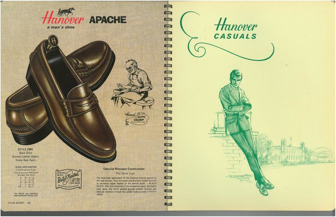 Hanover Shoes 2564