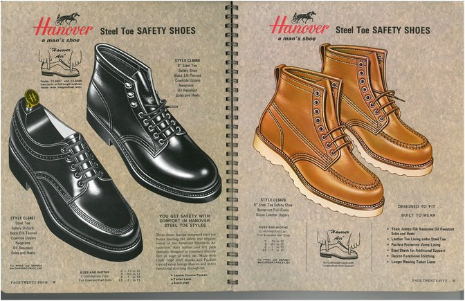 Hanover Shoes