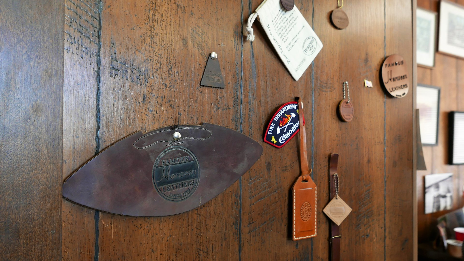 Horween Leather Office
