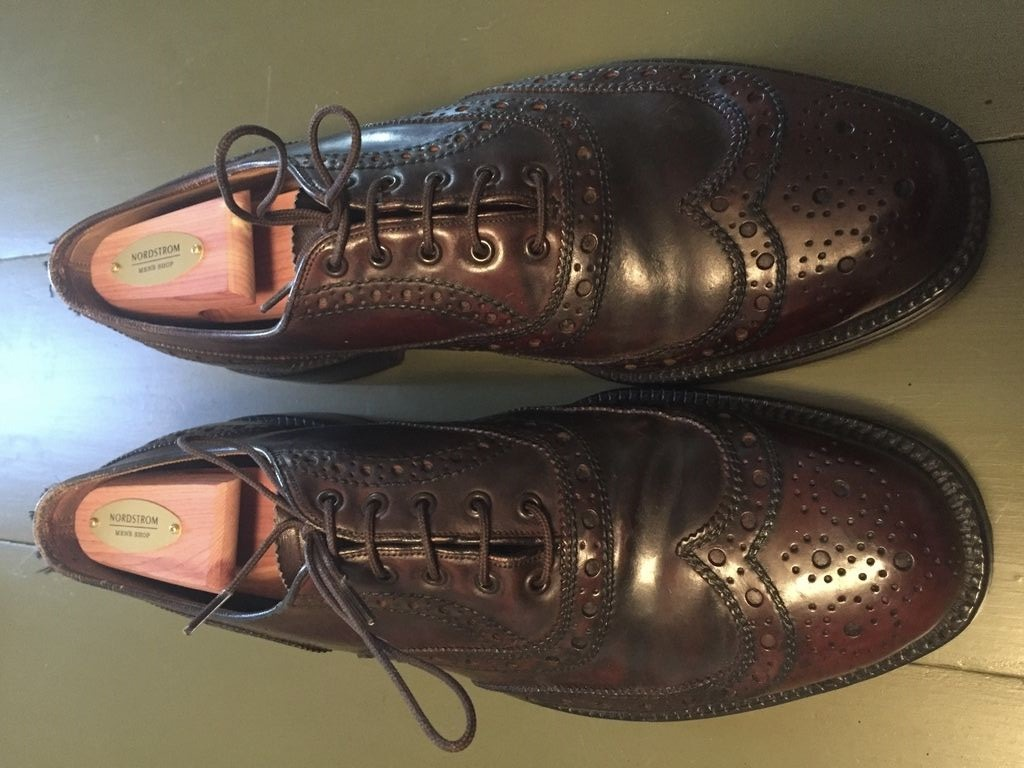 Nettleton Shell Cordovan 0197 Traditionals