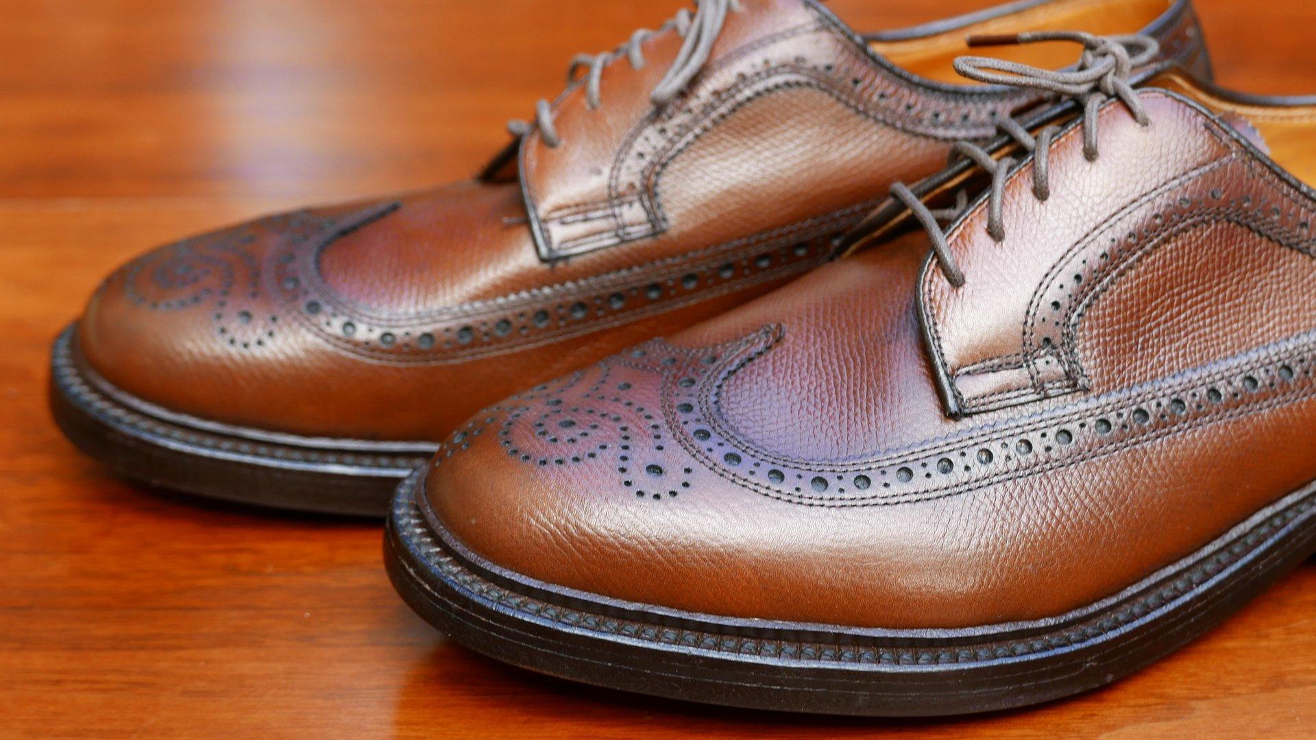 Stuart McGuire shoes