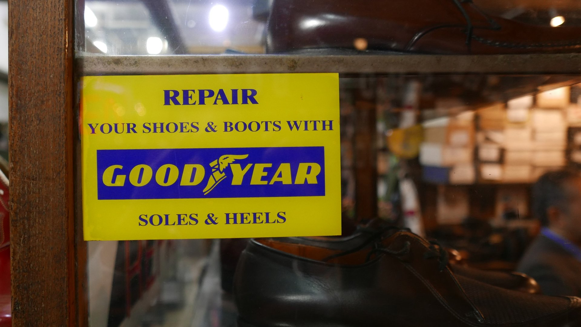 Goodyear shoes