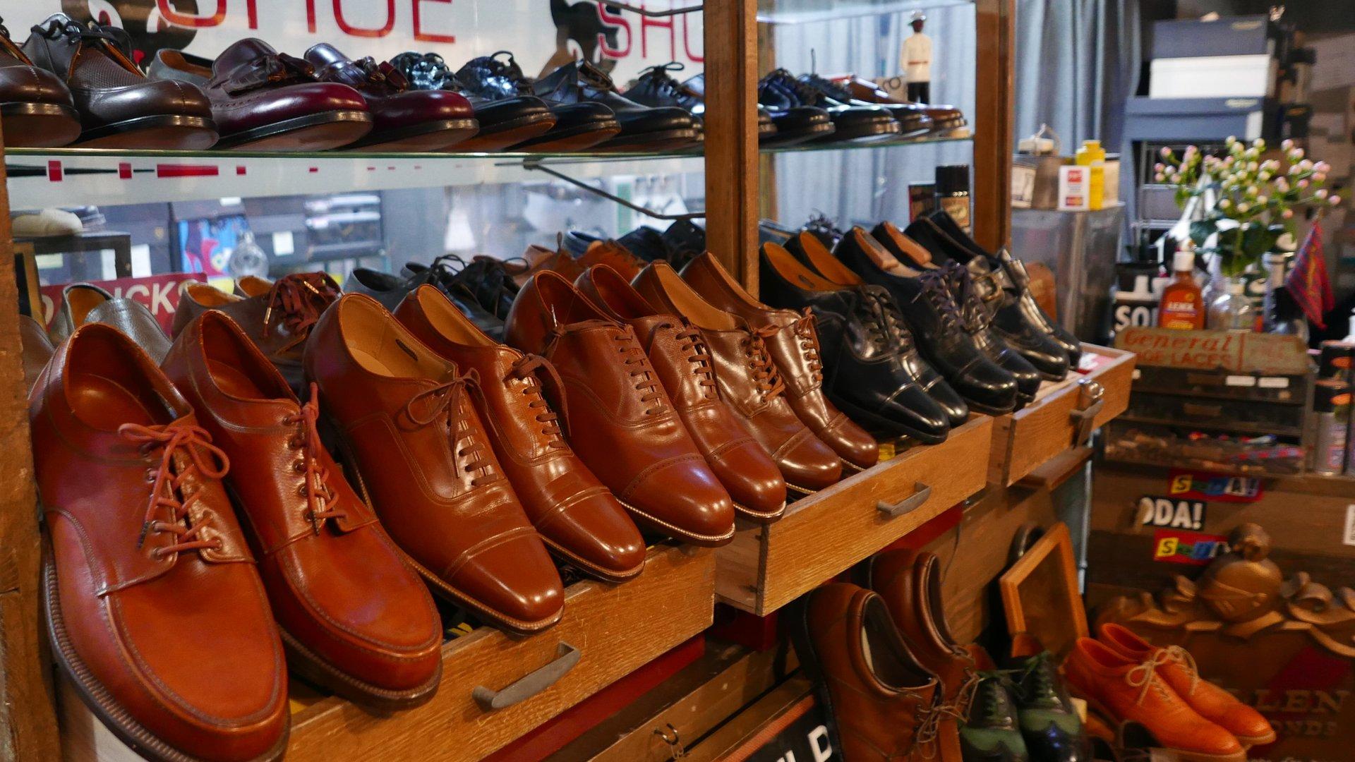 Super 8 Shoes