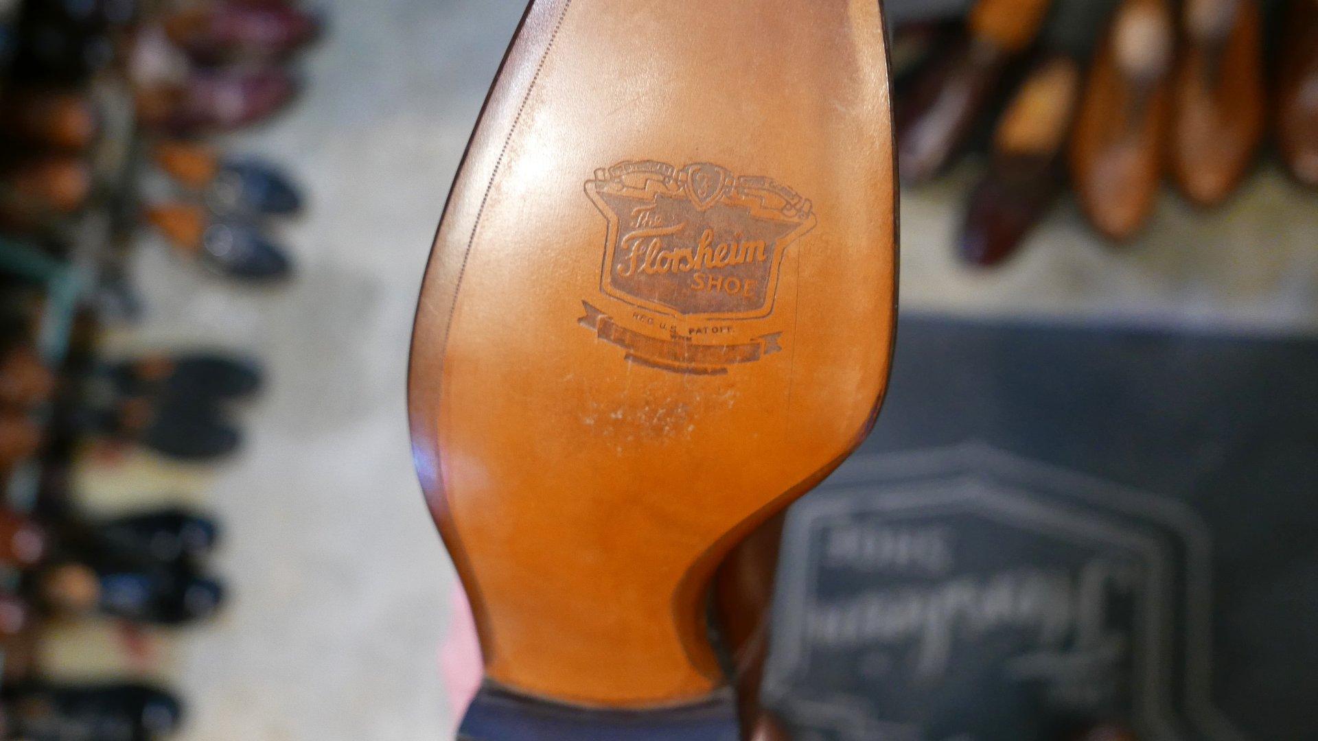 Vintage Florsheim Shoe Sole
